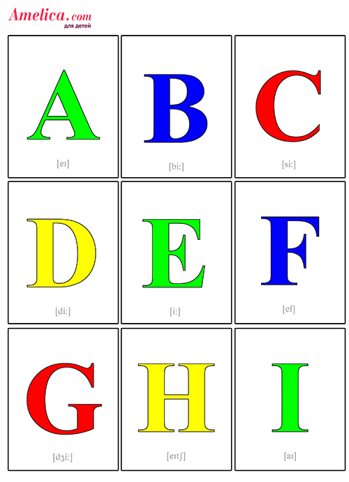 abeceda datiranje
